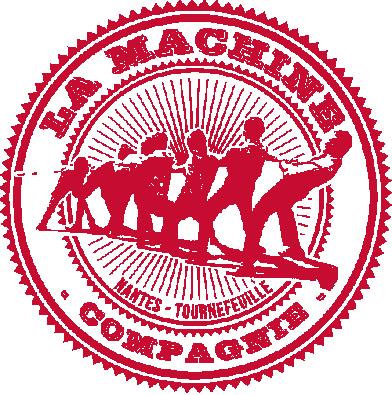 Logo La Compagnie La Machine