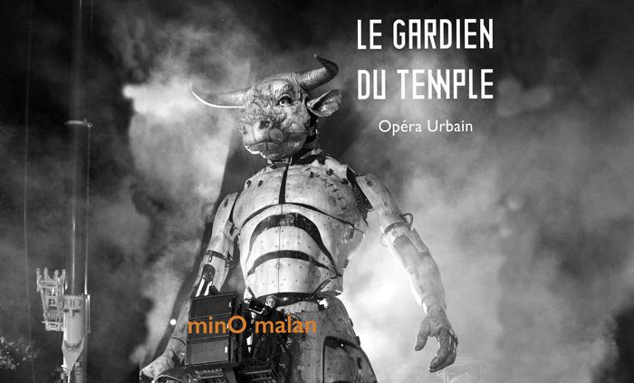 couv Album Muisque Mino Malan Le Gardien du Temple